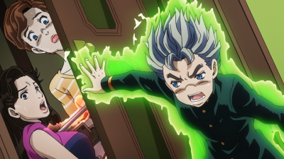 Koichi protects mom and sis anime.png