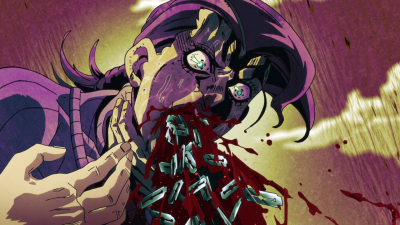 Doppio attacked by Metalica.png