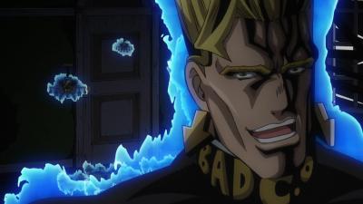 Keicho threatens Josuke.png