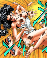 Yukako being transformed.png