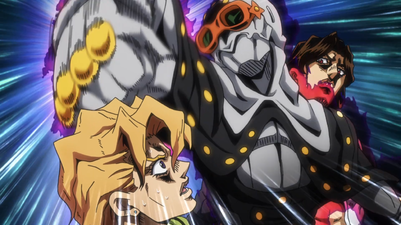 Illuso attacks Fugo.png
