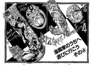 Chapter 321 Cover B Bunkoban.jpg