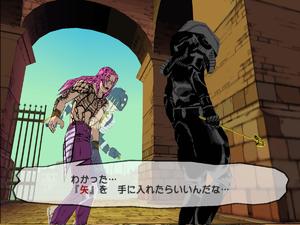 PS2 Diavolo Bruno confronts Requiem.png