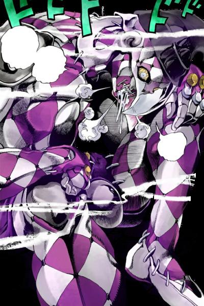 Purple Haze Infobox Manga.png