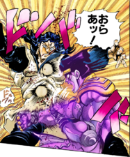 Steely Dan VS Jotaro.png