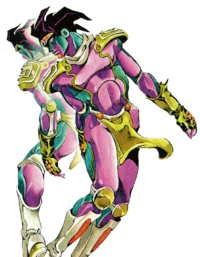 Star Platinum Jojo S Bizarre Encyclopedia Jojo Wiki