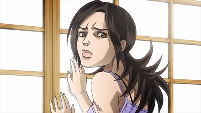 TSKR2 Naoko begging Gunpei to leave.png