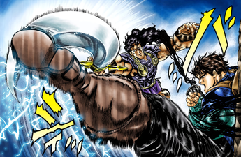 Metal Silver Overdrive Manga.png