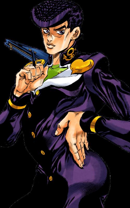 Josuke DU Infobox Manga.png