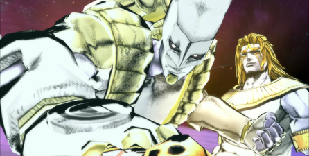 DIO and The World Over Heaven.png