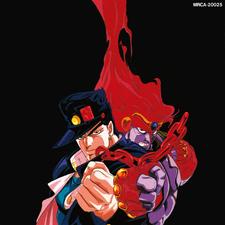 1993 OVA OST Vol. 1 Back.png