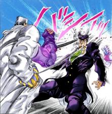 Jotaro fighting Josuke.png