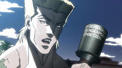 Stroheim personality.png