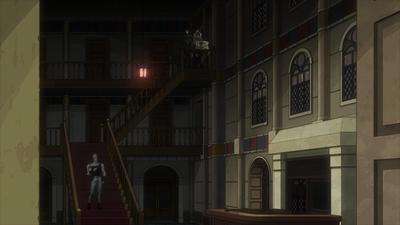 Enya hotel hall anime.png