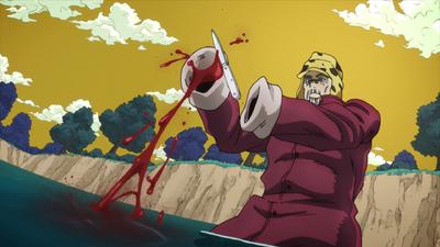 Joseph cutting himself.png
