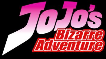 JoJo's Bizarre Adventure New English Logo.png