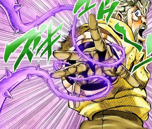 Hermit Purple SC Infobox Manga.png