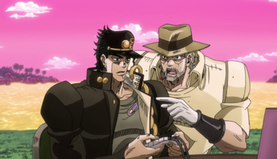 Jotaro plays against Terence T D'Arby (Anime).png