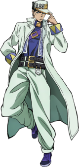 Jotaro Kujo Jojo S Bizarre Encyclopedia Jojo Wiki In part 4, it becomes a major plot driving force for its role as the source if an arrow hits the stand instead of the user, the stand evolves and it's powers become drastically stronger than usual. jotaro kujo jojo s bizarre