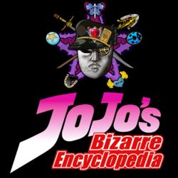 JoJo's Bizarre Encyclopedia Logo