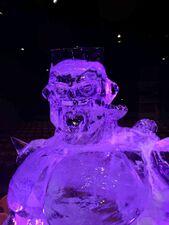 DiU Movie Roadshow Crazy Diamond Ice Sculpture 2.jpg