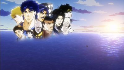 Phantom Blood Joestar group at the end of Phantom Blood.png