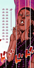 Suzuyo laughing with different face.png