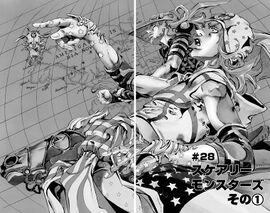 SBR Chapter 28 Cover B Tankobon.jpg