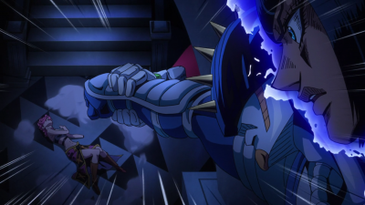 King crimson grabs brunos arm.png