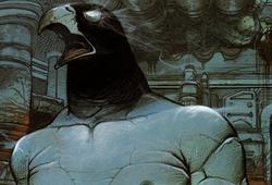 Enki Bilal Immortal Horus 1980.png