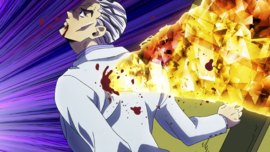 Kira stabbed by glass.png