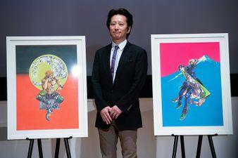 Araki Press Conference 2018.jpg