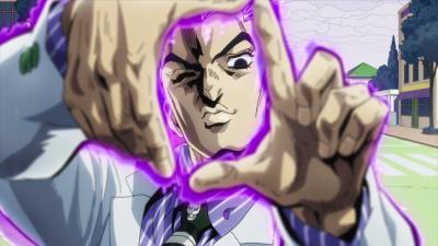 Kira aiming bombs.png