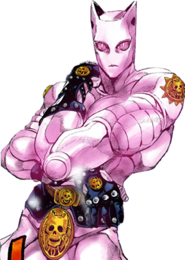 Killer Queen Infobox Manga.png